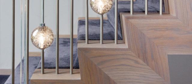Bespoke stair