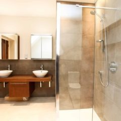 Barnton park showerroom