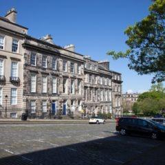 Charlotte Square, Edinburgh, refurbishment