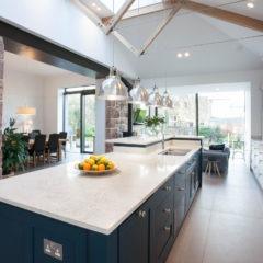 The Grange, Edinburgh, kitchen, extension