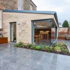 The Grange, Edinburgh, extension